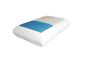 Qmed COMFORT GEL PILLOW Poduszka profilowana do spania