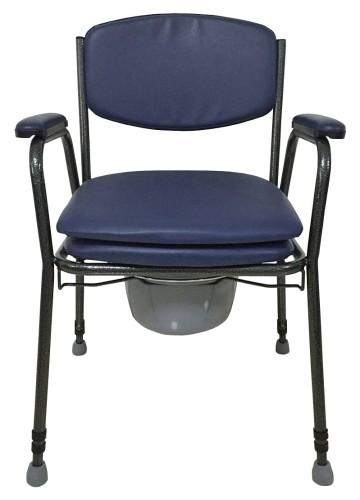 Fotel sanitarny z regulowaną wysokością RF 840 Reha Fund
