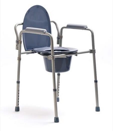 Krzesło toaletowe składane sanitarne Vitea Care