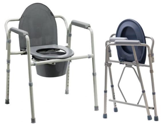 Krzesło toaletowe składane AR 101 ARmedical